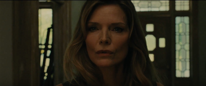 Michelle Pfeiffer fala do filme mãe!