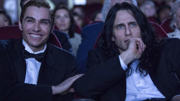 James e Dave Franco no trailer de The Disaster Artist