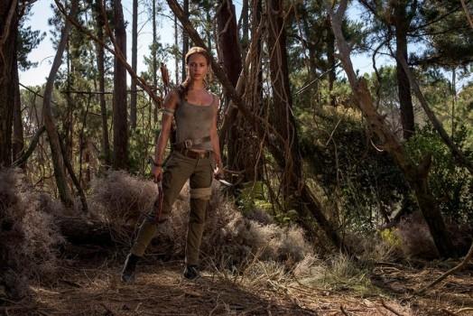Alicia Vikander fala dos bastidores de Tomb Raider