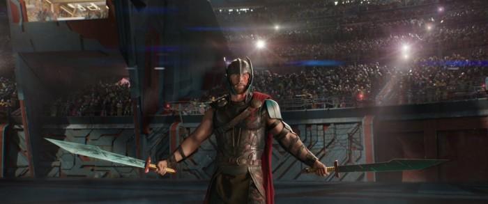 Thor: Ragnarok ganha imagens da arena de batalha