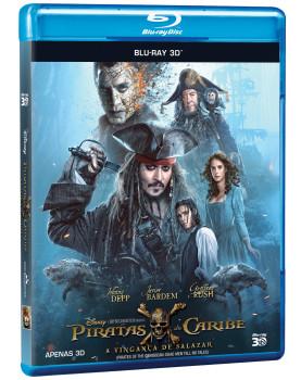 Chega às lojas o quinto filme de Piratas do Caribe