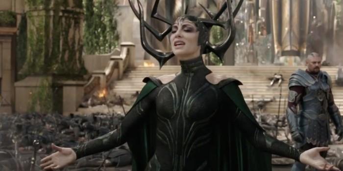 Cate Blanchett deixa mensagem motivacional aos fãs de Thor