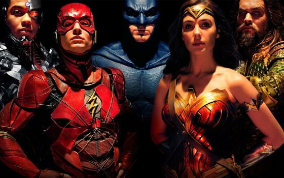 Liga da Justiça | A Liga dos Coadjuvantes