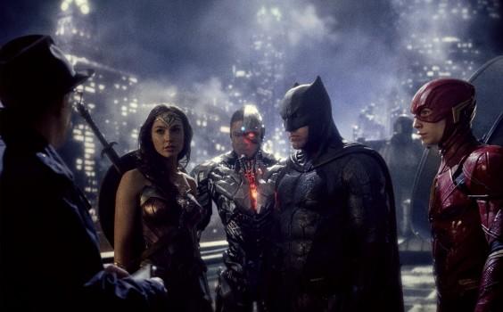 Agora sim! Arte traz o Superman na Liga da Justiça