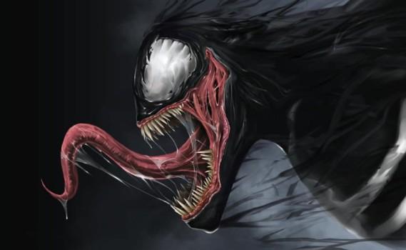 Começa a produção do filme do Venom