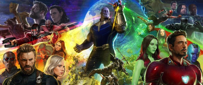 Saiu! Corre pra ver o trailer de Vingadores: Guerra Infinita!