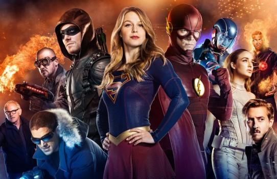Vídeo destaca os vilões do crossover da DC