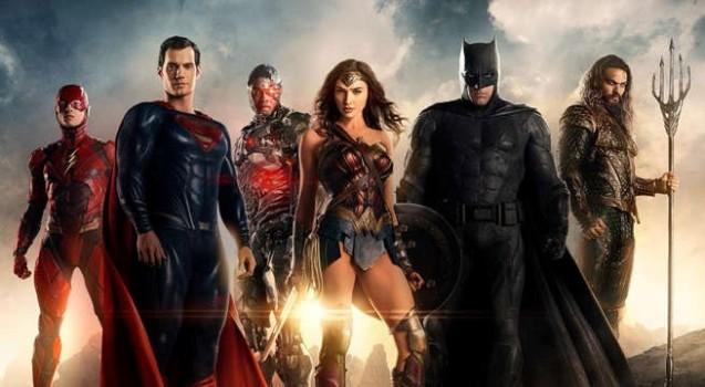 Cine Nerd | Liga da Justiça