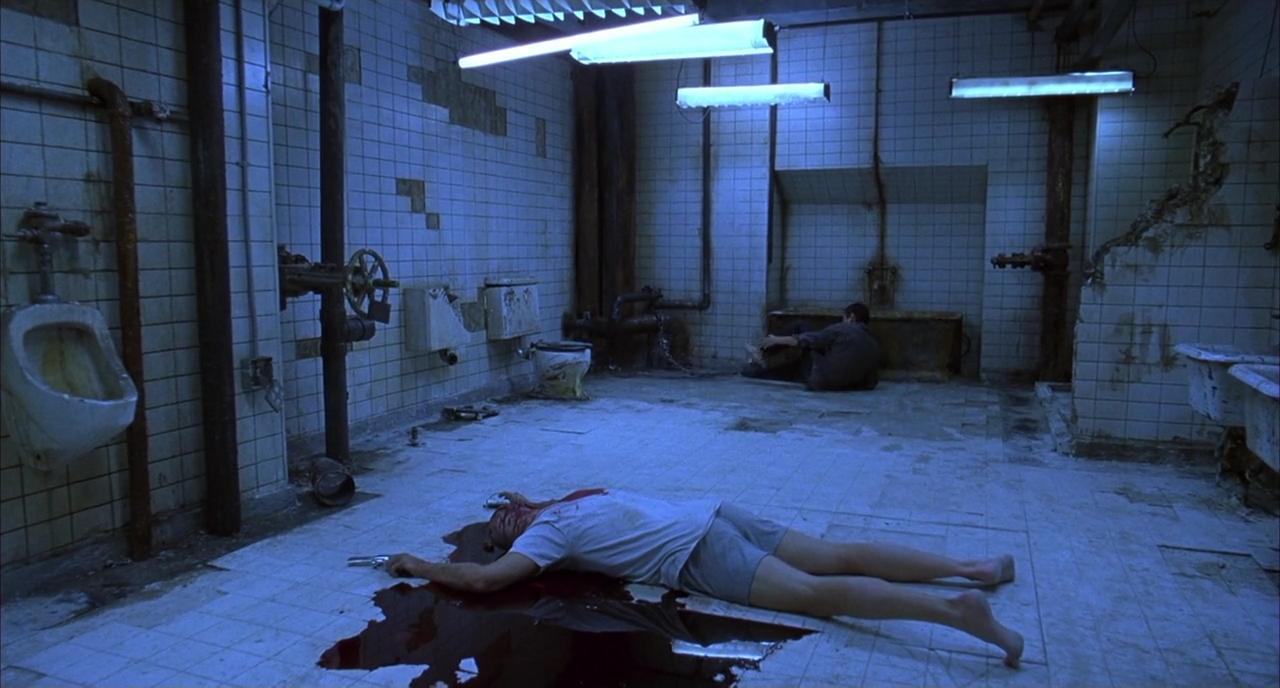 Cena de Jogos Mortais - 2004