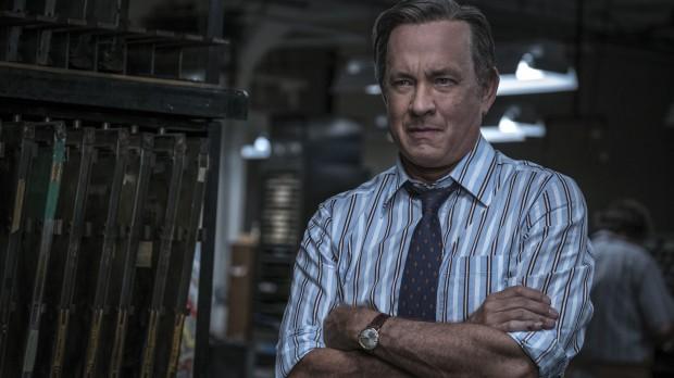 Meryl Streep fala sobre Tom Hanks em The Post