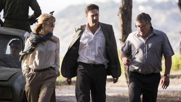 Rosamund Pike e Jon Hamm estrelam Beirut, que ganhou seu primeiro trailer.