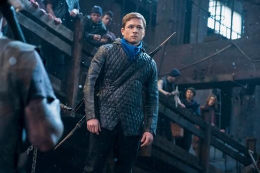 Robin Hood ganha novas fotos