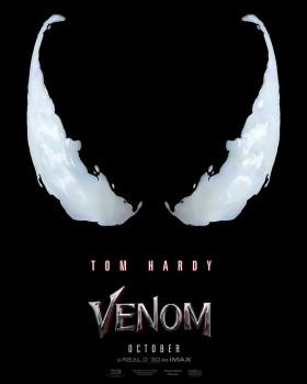 Saiu o teaser de Venom, com Tom Hardy!