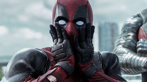 Que momento! Deadpool conhece Cable