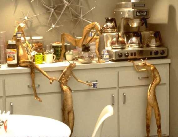 Especial MIB - Os Aliens de Homens de Preto - Salada de Cinema