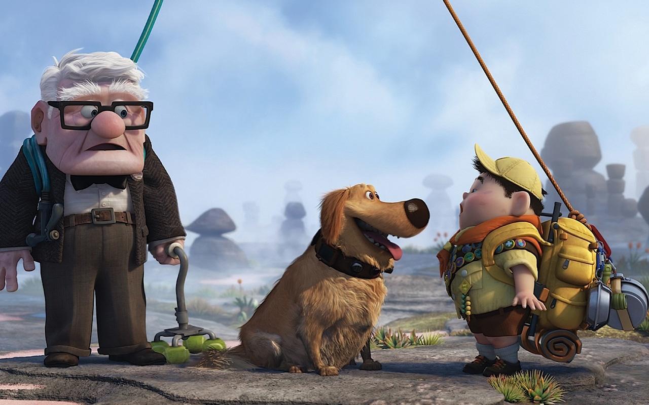 Filmografia Pixar Up Altas Aventuras Salada De Cinema