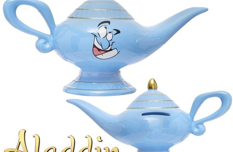 Que Tal Um Cofre Do Gênio De Aladdin?